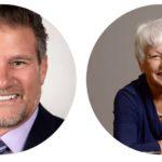 Tom Breiter and Barbara Jennings