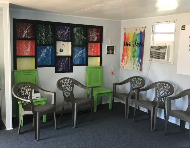 ALSO Youth meeting room
